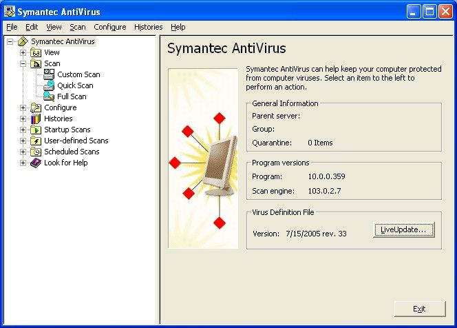Symantec antivirus corporate edition v10 2 4-dvtiso download by.